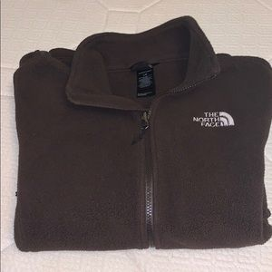 The North Face Fleece Brown Large